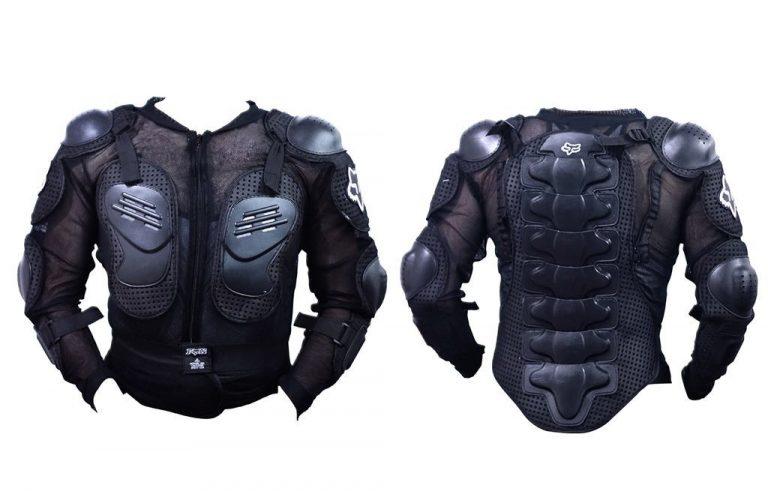 Body Armor For Motorbike Rider FOX