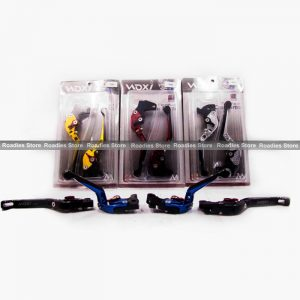 Moxi Adjustable Motorcycle Extendable Fordable Adjustable Brake Levers