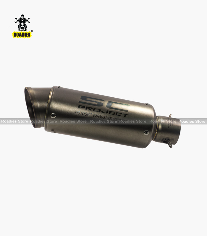 EXHAUST SC-Project Extended For All Motorbikes