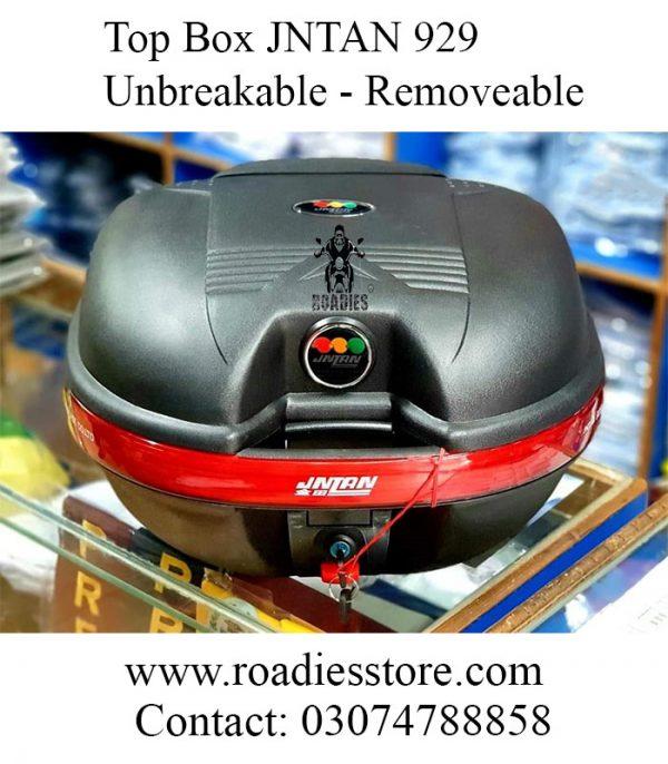 Top Box JNTAN - JNLAN 44L 929 For All Motorbikes Removable Tail Back Box Rear