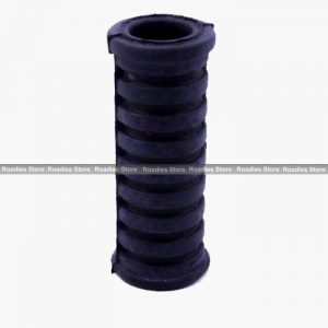 rear footrest rubber ybr