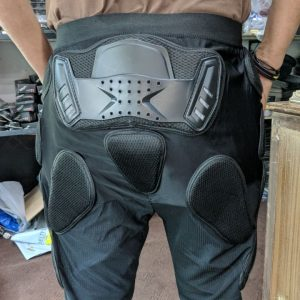 armored shorts