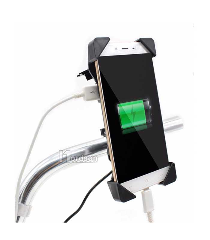 Mobile Holder Plus Charger