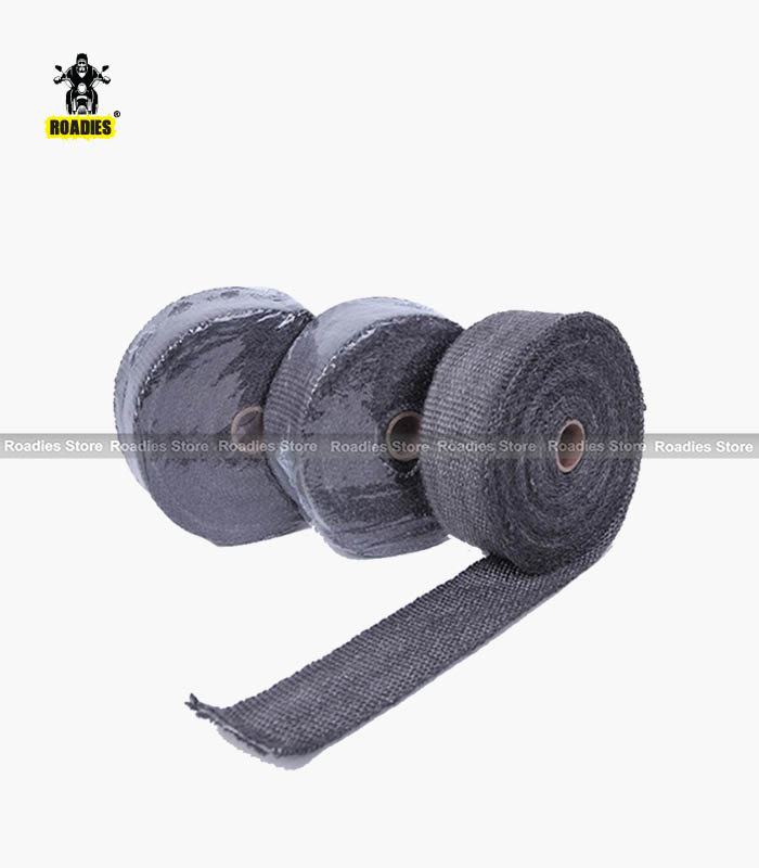 Thermal Exhaust Heater Pipe Band Heat Insulation
