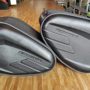 kominie Bags Universal fit Motorcycle Luggage Saddle Bags 18-29L