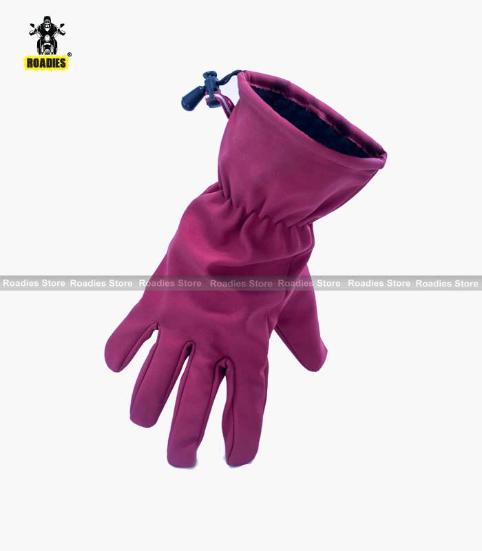 XCR Fleece Gloves