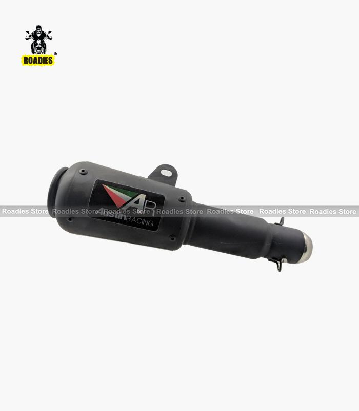 Exhaust SC-Austin Universal Fabulous Sound for all bikes
