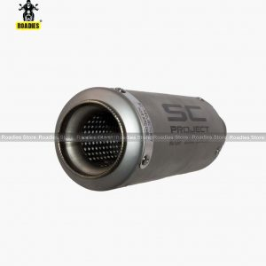 Exhaust SC-Project Benelli For All Motorbikes Silver Color