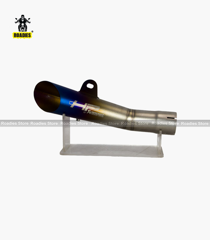 HP-Akrapovic Evo universal Exhaust for all bikes 150cc & Plus