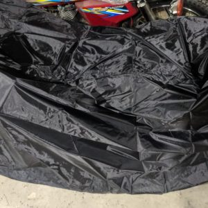 Bike Cover For YBR and All Bikes 5-8 ft For All Bikes