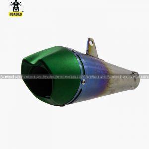 FM Titanium Green Head