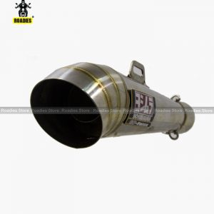 Modified Cobra motorcycle exhaust pipe stainless steel fried pipe without sticker