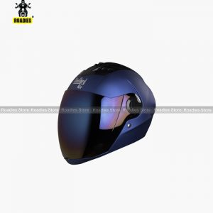 STEELBIRD AIR SBA-2 MATT YAMAHA BLUE Full Face Helmet
