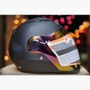 STEELBIRD AIR SBA-2 MATT BLACK Helmet