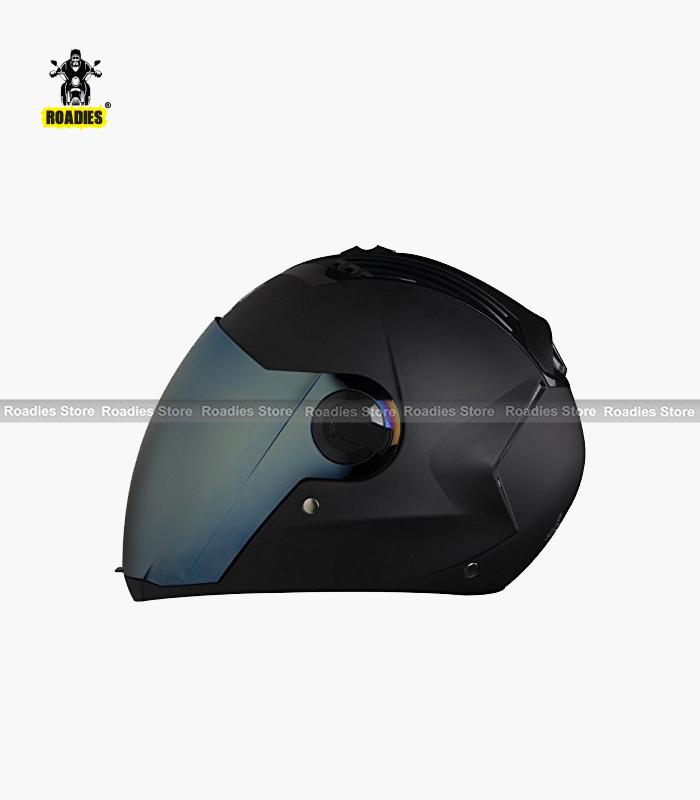 STEELBIRD AIR SBA-2 MATT BLACK Helmet
