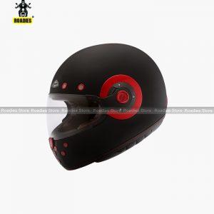 SMK ELDORADO Matt Black MA230 Full Face Helmet