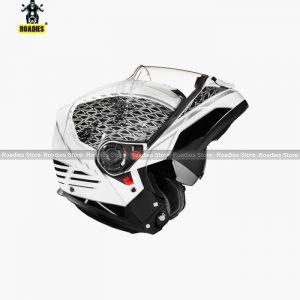 SMK Glide SIGN GL126 Dual Visor Helmet
