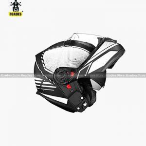 SMK Glide SIGN MA216 Dual Visor Helmet