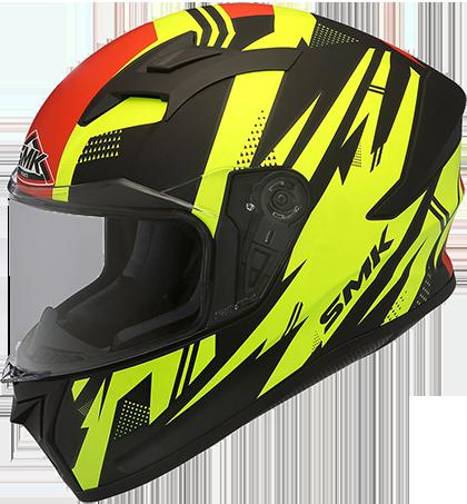 SMK STELLAR TREK MA243 Full Face Helmet