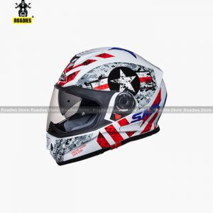 SMK TWISTER CAPTAIN GL163 Full Face Helmet