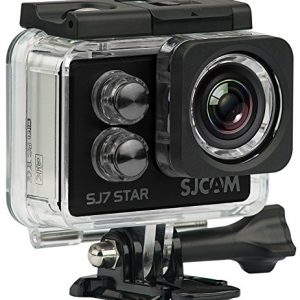 "SJCAM SJ7 STAR 4K 12MP 2"" Touch Screen Metal Body Gyro Waterproof Sports Action Camera"