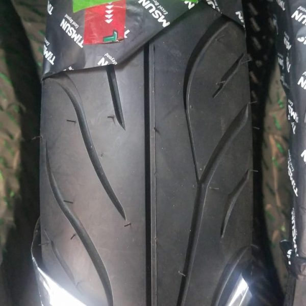 Wide Tubeless Tyre 110-70-17 54H high Quality Timsun