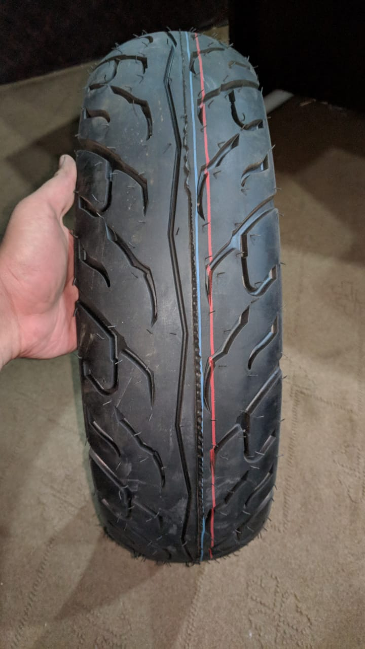 Wide Tubeless Tyre 140-70-17 China Made