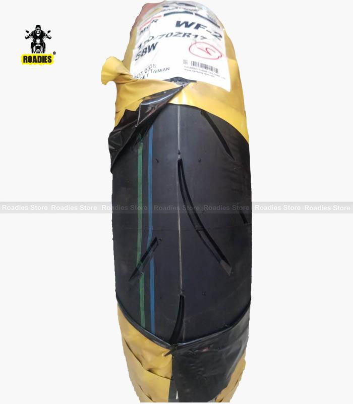 Nankang 120/70ZR17 WF-2 58W Tire