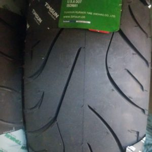 TubeLess Tyre Timsun 160-60-17 TS-689