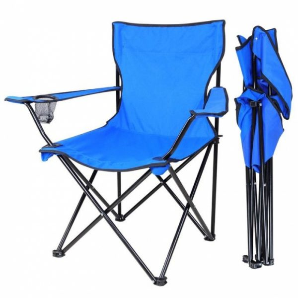 Folding Chair for Trackers and Travelers