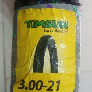 Tube Type Timsun 3.00-21 Tyre TS-829F