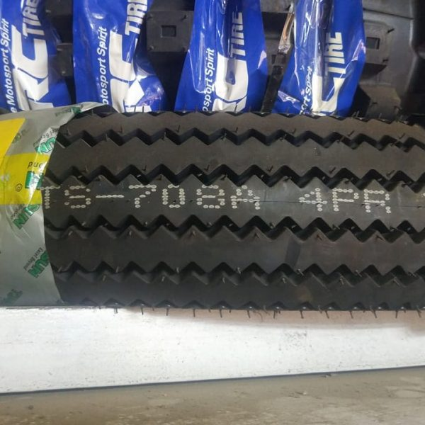 Tube Type Timsun 4.50-18 Tyre TS-708