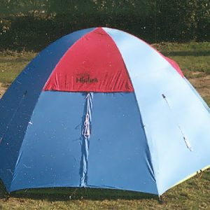 Dome Tent For Three Persons All Seasons