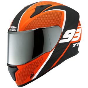THUNDER D3 DECOR Full Face Helmet