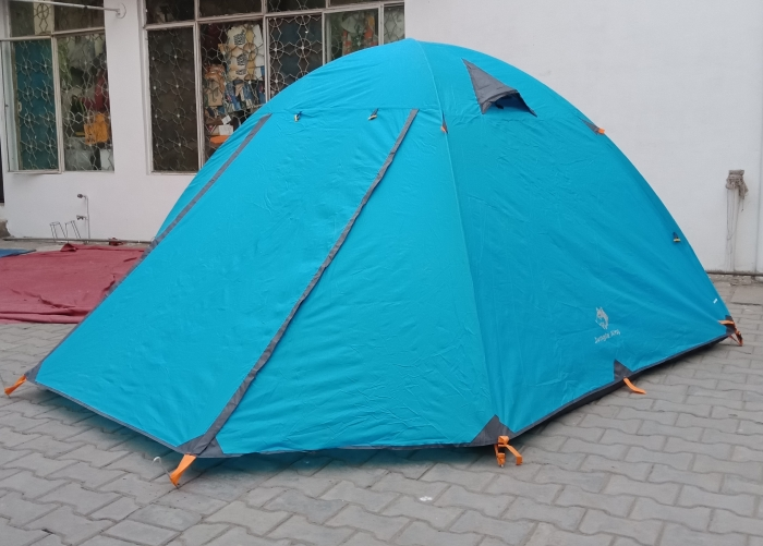 Dome Tent for 3 to 4 persons JUNGLE KING