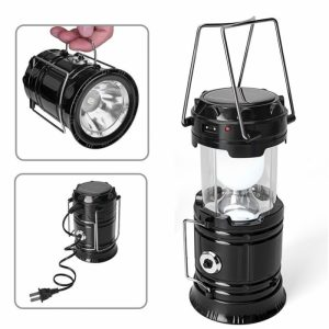 Camping Lantern and Torch Light Two in One