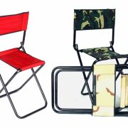 Folding Chair for Trackers and Travelers Small