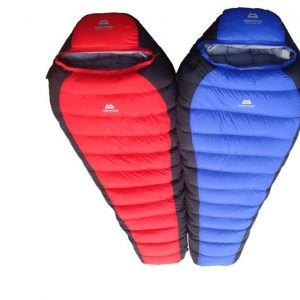 Sleeping Bag with Attachable Option (Down Imported)