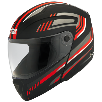 NINJA ELITE SUPER D1 DECOR RED