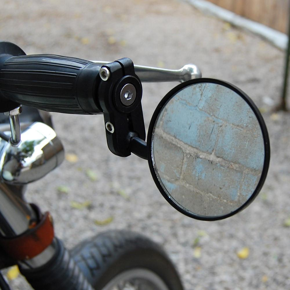 Bar End Mirrors.Classic Bar End Mirrors Roadies Store
