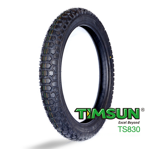 Tube Type Timsun 2.50-17 Tyre TS-830