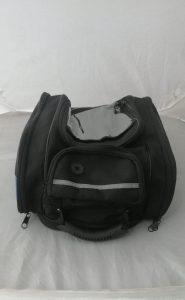 Magnatic tank bag