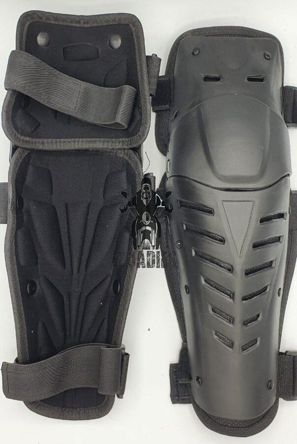 Hi Tech Movable Knee Guards Made in Pakistan