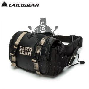 Laico Bear Waterproof Waist Bag For Bikers
