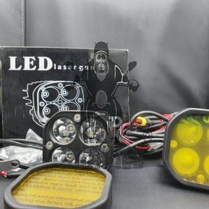 120 watt External Lights CSP LED chip complete setup with Strobe light wiring