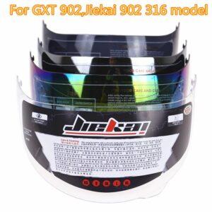 JIEKAI Model JK902 JK316 GXT 902 motorcycle helmet Visor glass/shield 3 Colors